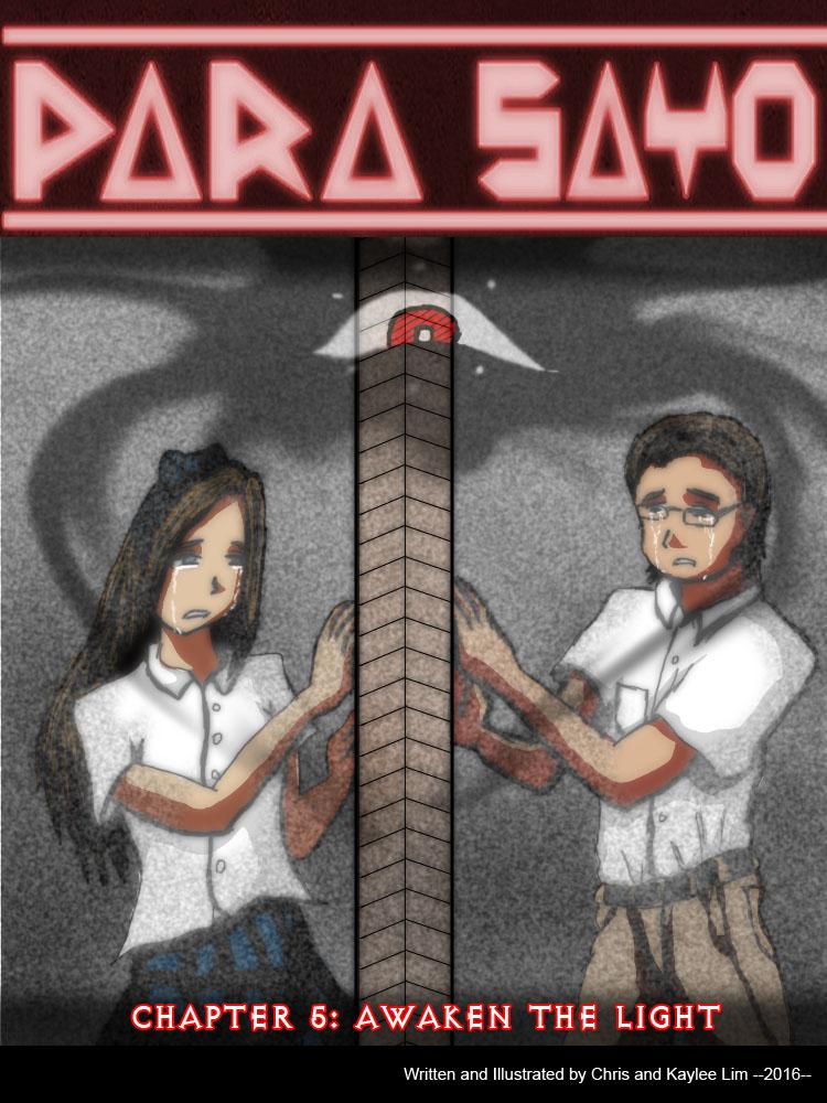PARA-SAYO CHAPTER 5 COVER