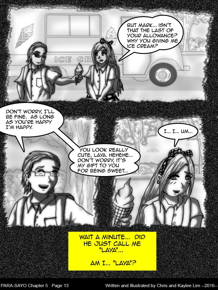 PARA-SAYO Chapter 5  Page 13