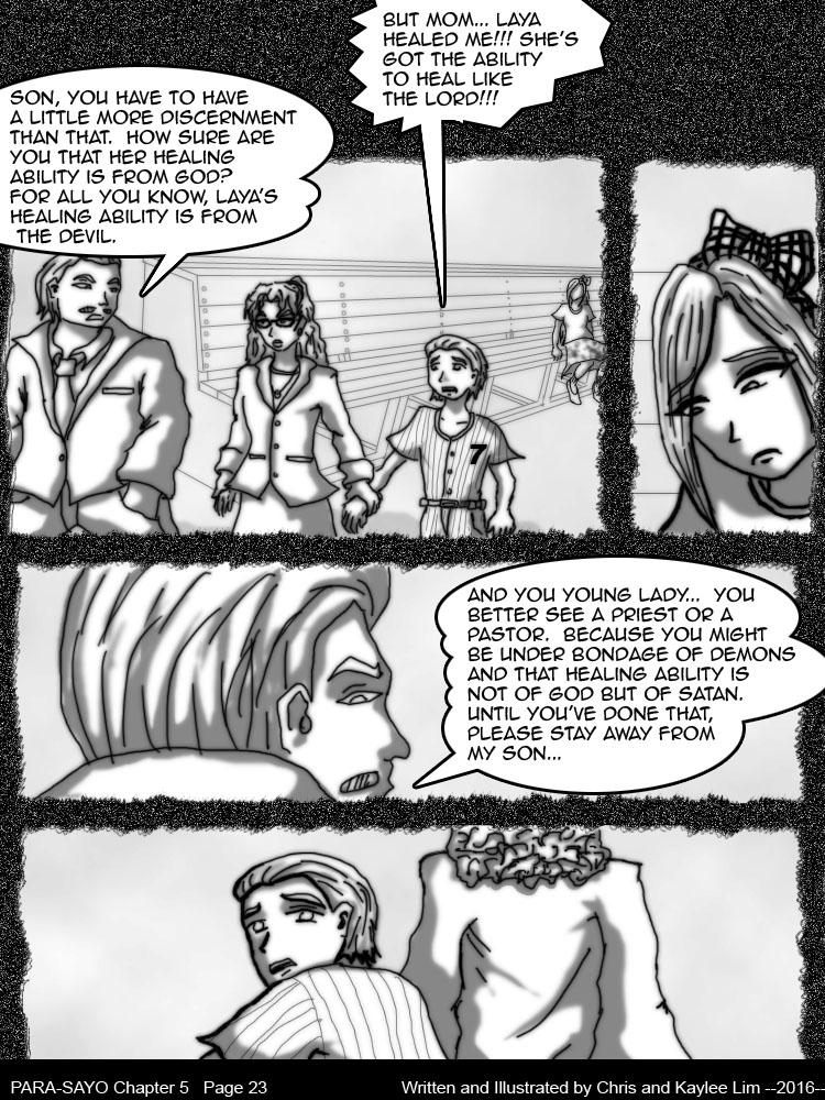 PARA-SAYO Chapter 5 Page 23