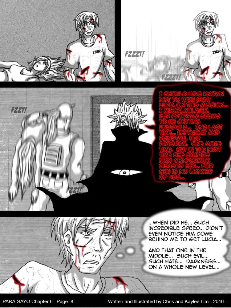 PARA-SAYO Chapter 6  Page 8