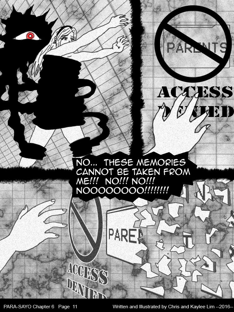PARA-SAYO Chapter 6  Page 11