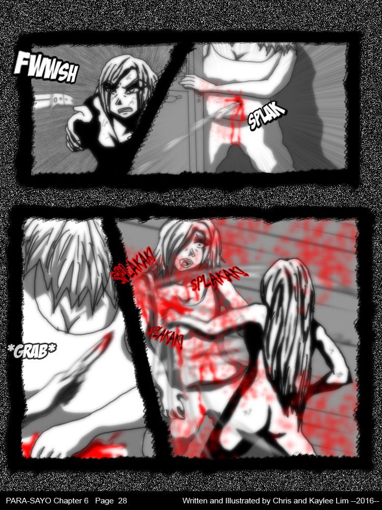 PARA-SAYO Chapter 6  Page 28