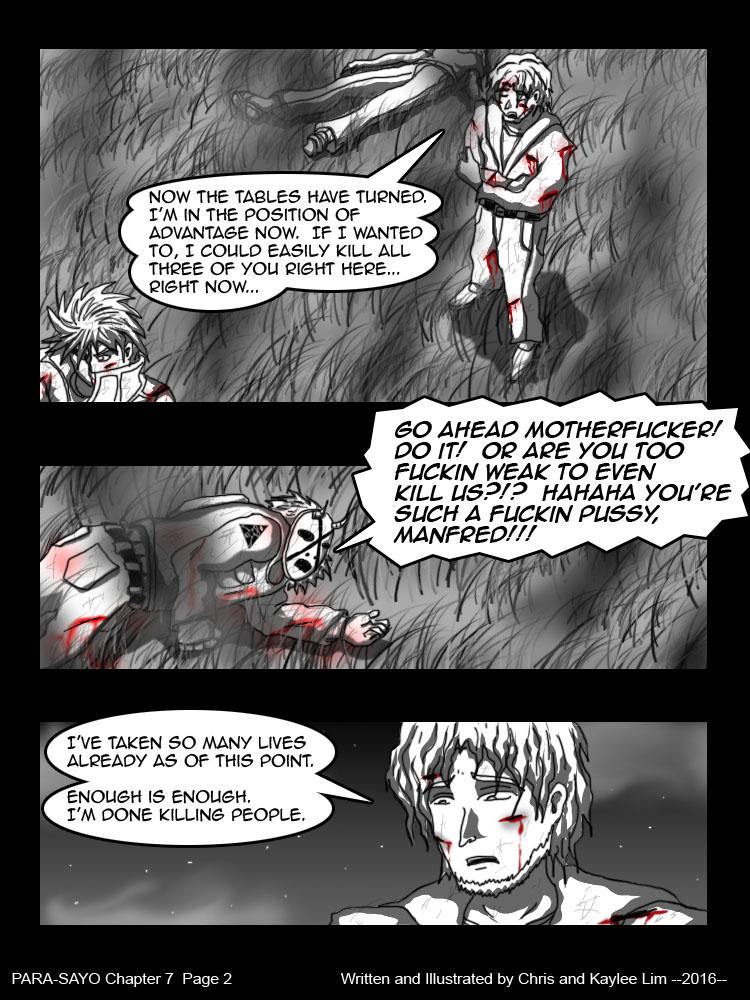 PARA-SAYO Chapter 7  Page 2