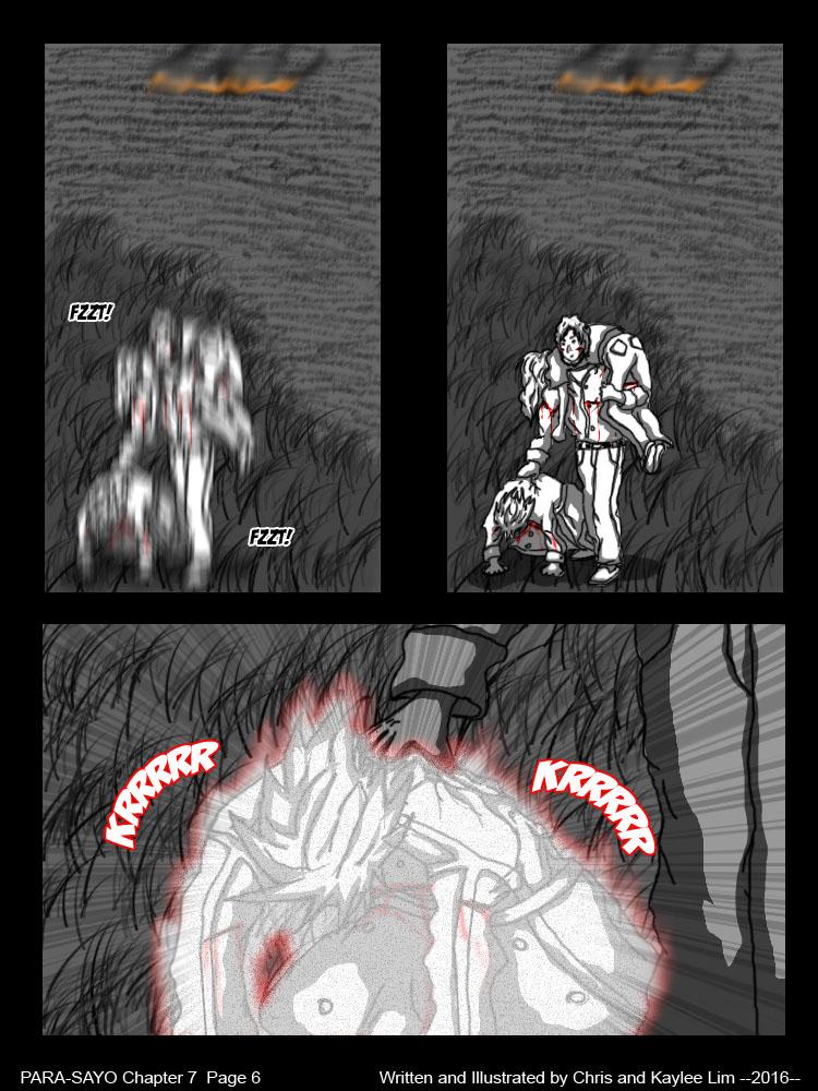 PARA-SAYO Chapter 7  Page 6
