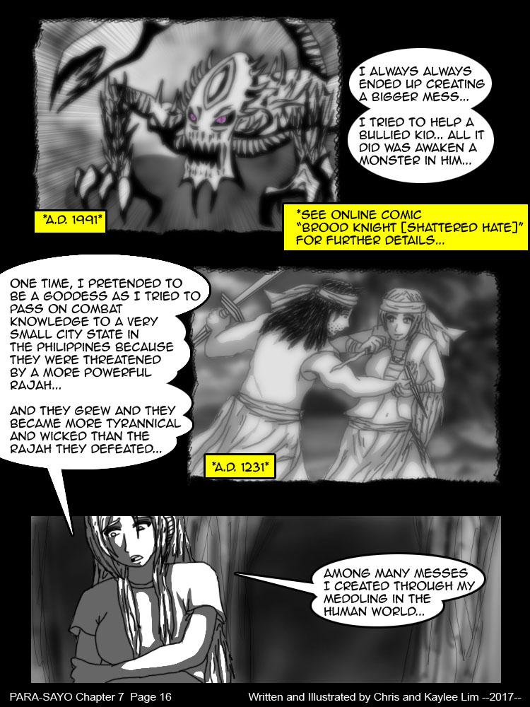 PARA-SAYO Chapter 7  Page 16
