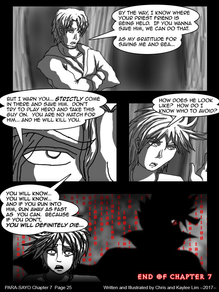 PARA-SAYO Chapter 7  Page 25