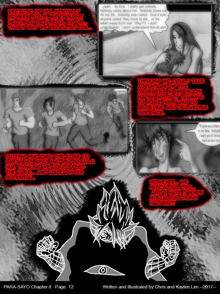 PARA-SAYO Chapter 8 Page 12