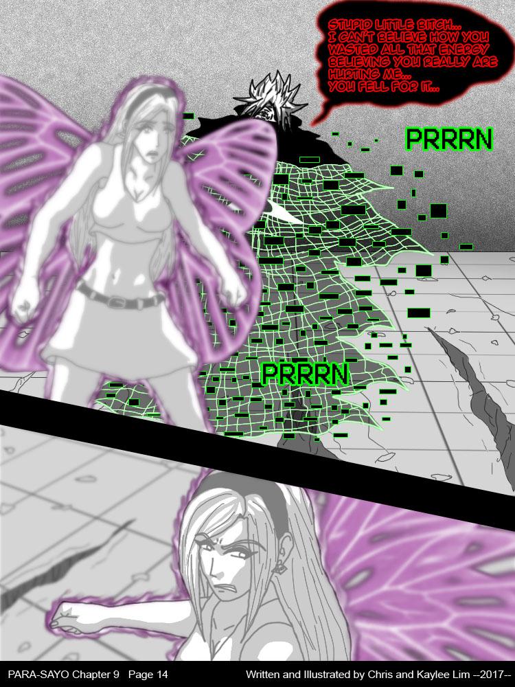 PARA-SAYO Chapter 9 Page 14