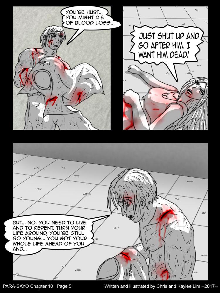 PARA-SAYO Chapter 10  Page 5