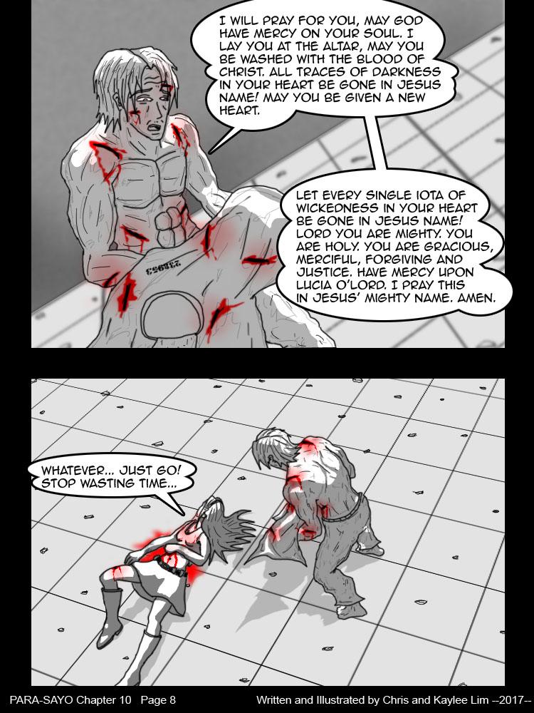 PARA-SAYO Chapter 10  Page 8