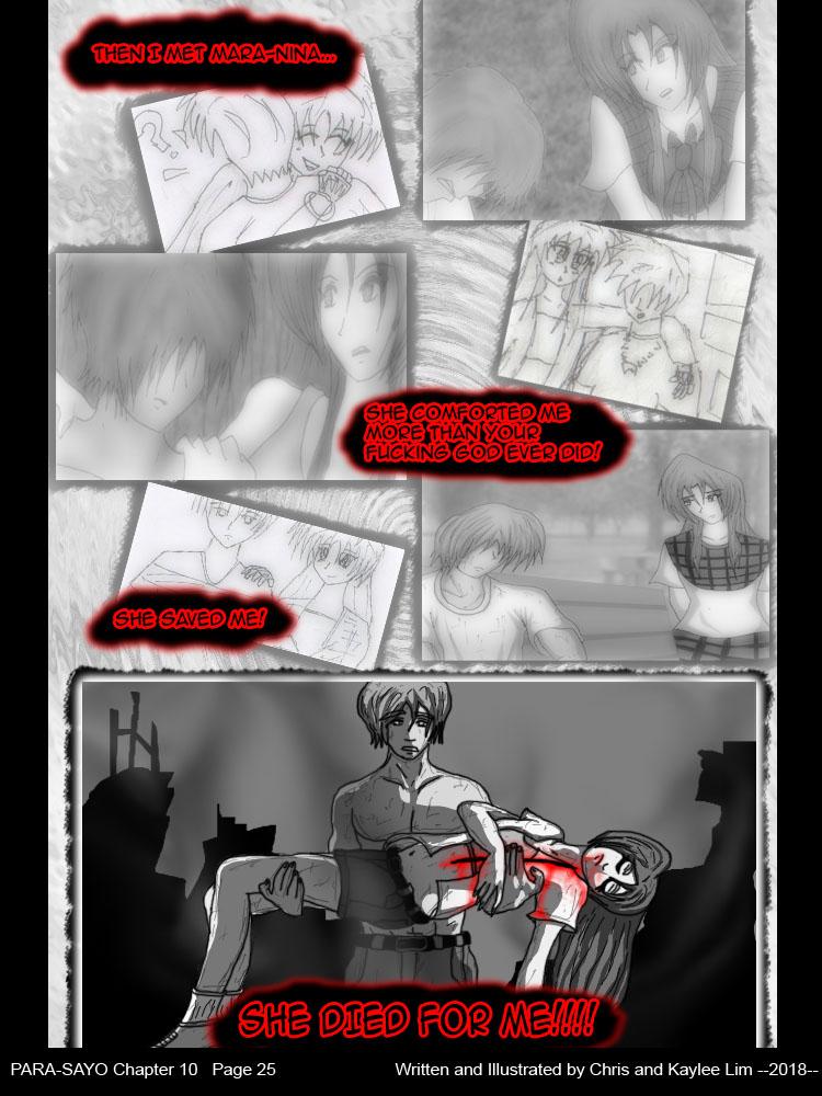 PARA-SAYO Chapter 10  Page 25