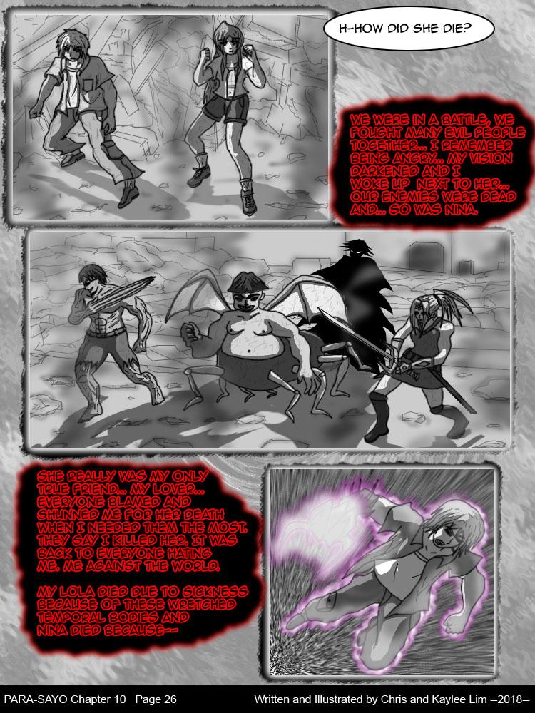 PARA-SAYO Chapter 10  Page 26