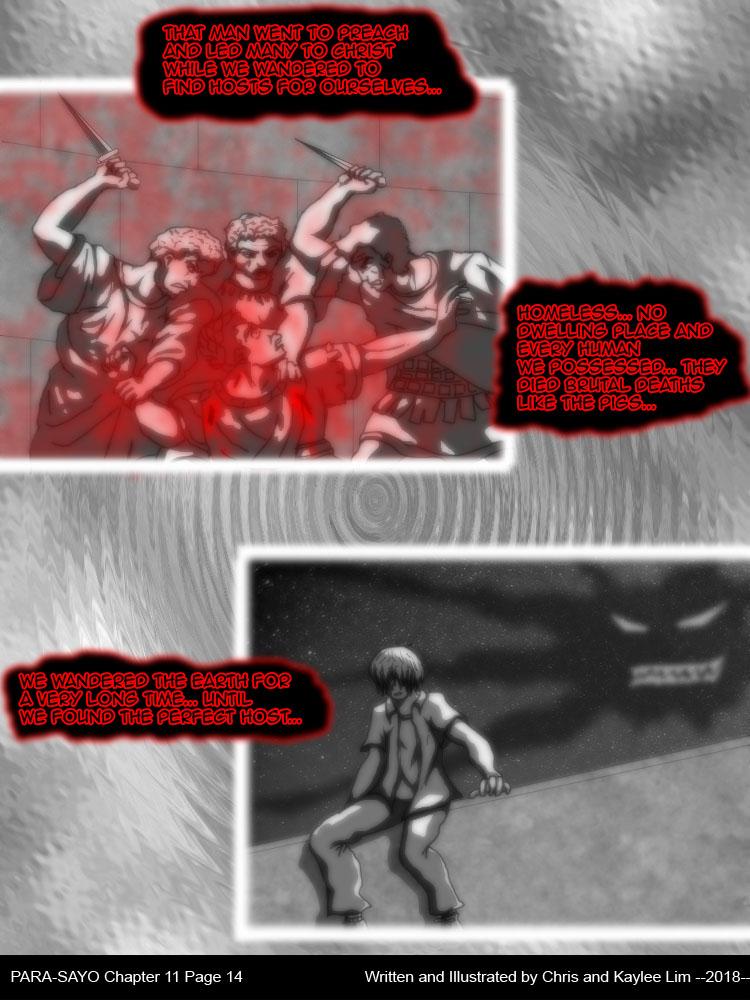 PARA-SAYO Chapter 11  Page 14