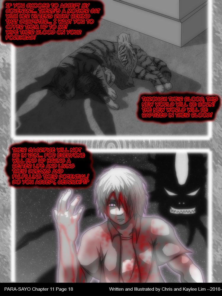 PARA-SAYO Chapter 11  Page 18